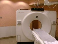 CT scan toestel